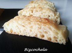 Hoy quiero presentaros un pan diferente, el PAN DE CRISTAL, un pan absolutamente delicioso que después de probarlo, ya será de los favorito... Biscuit Bread, Pan Bread, Food N, Food And Drink, Easy Cooking, Cooking Recipes, Pan Dulce, Food Decoration, Empanadas