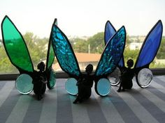 Hey, I found this really awesome Etsy listing at https://www.etsy.com/listing/245396881/stained-glass-artfairystained-glass