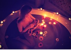 May 4th, 2015. Today's Full Moon in Scorpio invites You to be spiritual and grounded, too. the image of a home birth in water with incense and candles comes up for You ...