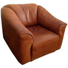 Desede Leather Recliner Lounge Chair ca1970