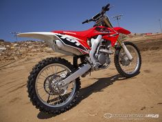 Honda CRF250, I miss riding my Dirt bike