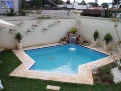 Galeria de piscinas - Hidroshop Piscinas - Aquecedor solar, piscina de fibra e piscina de Vinil