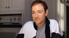 "Kevin Spacey as Lester Burnham in ""American Beauty"" (1999)"