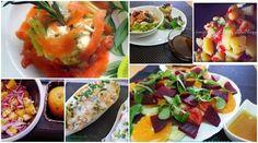 Los cinco beneficios de las ensaladas:1. Hidratan y refrescan. Más de 90% de la composición de las hortalizas, base de las ensaladas, es agua.2. Nutrientes. Los vegetales son fuente excelente de vitaminas que regulan múltiples procesos orgánicos, como el buen funcionam