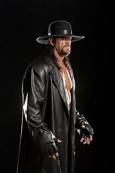 Check Out These Photos of The Undertaker: Undertaker Promotional Profile