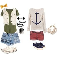 hipster outfits (1), created by presleyjae on Polyvore