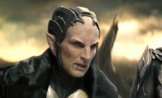 """Malekith played b Christopher Eccleston. First appeared in 2013s """"Thor: The Dark World."""" I had no idea this was 9!!!"""
