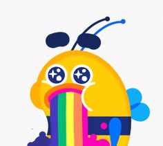 Buzzy Bee on Behance