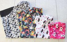 DIY Pajama Pants {Without a Pattern!}