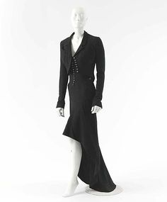Evening ensemble, Karl Lagerfeld for House of Chanel, early 1990s
