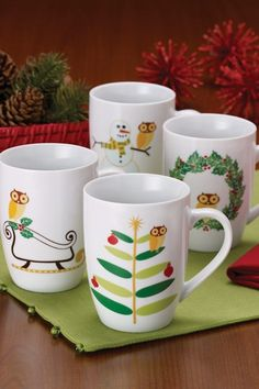 334 Best ~Christmas Dishes~ images | Christmas china ...