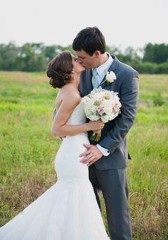 Romantic Skeleton Key Wedding in Texas | Bridal Musings