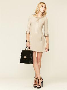 Rachel Zoe Getty Textured Dress