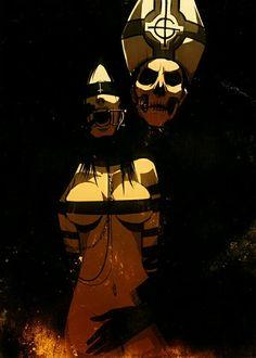 "Ghost BC ""Adult Art"" (HD)"