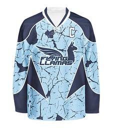 Custom Reversible Sublimation Team Ice Hockey Jerseys Hockey Wear