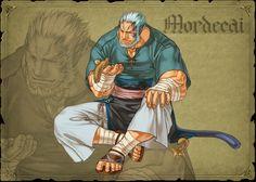 Fire Emblem 9 Path of Radiance  Mordecai