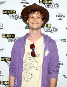 Criminal Minds Round Table: Matthew Gray Gubler
