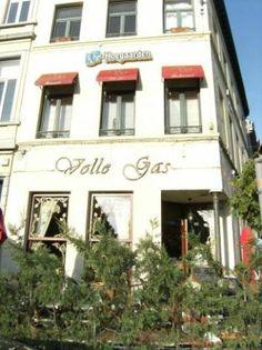 Restaurant Volle Gas : cuisine belge  place Fernand Cocq Bruxelles