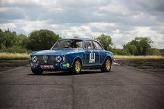 1969 Alfa Romeo Giulia Sprint GTA.