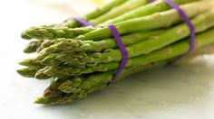 Savor the fresh flavor of spring with these 3 asparagus recipes: Fettuccine With Asparagus & Smoked Salmon, Prosciutto-Wrapped Asparagus and Roasted Asparagus. #Hallmark #HallmarkIdeas
