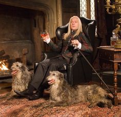 Lucious Malfoy