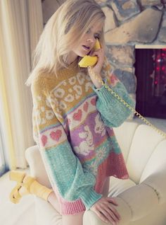 """""""The Wildfox Girls of Beverly Hills"""" Wildfox Couture Lookbook 2015"""