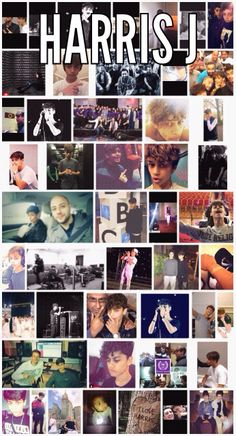Harris j collage Harris J, You Are Cute, Amazing Pics, Collage, Singer, Brother, June, Boyfriend, Photography