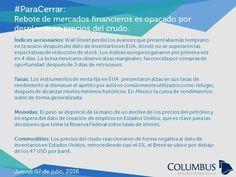 #ParaCerrar #Noticias #Columbus