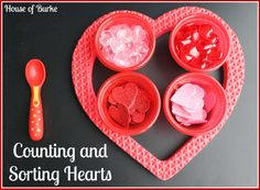 Counting and Sorting Hearts