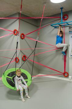 childrens gym. indoor gym. playoffice. PlayOffice proyect #kidsplaces #kidsgym #playground