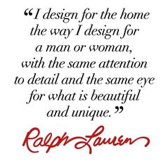 A new door to the world of Ralph Lauren Home opens this April.