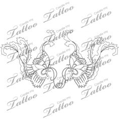 Marketplace Tattoo Butterflys 2 #5570 | CreateMyTattoo.com