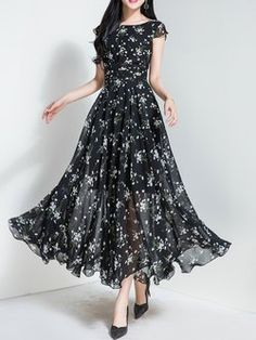 You'll find the latest in women's fashion at StyleWe. StyleWe has women's discount Maxi Dresses on sale Cheap Maxi Dresses, Indian Gowns Dresses, Party Wear Dresses, Stylish Dresses, Elegant Dresses, Frock Fashion, Skirt Fashion, Fashion Dresses, Long Dress Design
