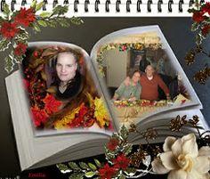 dit is een boekje met dochter  en ik en mijn man zelf gemaakt
