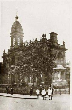 Waverley 1910 Nottingham Trent University, Taj Mahal, Architecture Design, Design Ideas, History, Building, Travel, Vintage, Voyage