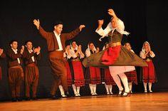 Dora Stratou Greek Dances Theatre 28/10/2010
