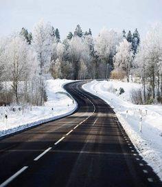 sweden, winter