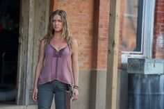 "Tracy Spiridakos as Charlotte ""Charlie""  Matheson in Revolution."