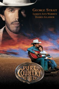 """Ahhhh PURE COUNTRY My moms favorite movie of all time! """"In all the world you'll never find, a love as true as mine"""" I can't even tell you how many times I've seen this movie growing up!"""