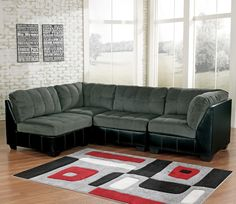 Signature Design By Ashley Spencer Sectional
