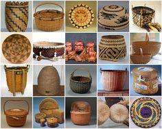 Baskets of America Presentation from basketmakers.com author susi nuss.