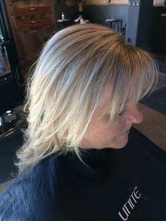 Heavy Blonde Highlight. Beauty By Allison. Fort Collins Hair. Salon Salon