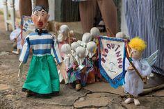 Este ano, o menor bloco de carnaval do mundo desfilou em Tiradentes e ganhou o coração de muitos.
