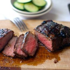 A detailed how-to on grilling the perfect steak! Other great recipes on this blog! Love!