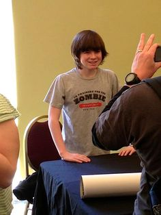 chandler riggs 2013 | Chandler Riggs Grimes