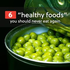"""Some common """"health foods"""" are anything but healthy and can actually work against you. When you take steps to remove them from your regular diet, you'll be helping to avoid the negative consequences that come with repeated use. 1. Protein Bars Seen as a better alternative to a candy bar, post-workout protein bars often contain …"""
