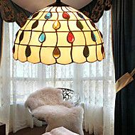 Rural Creative Arts Stained Glass Chandelier Restoring Ancient Ways Lamp Led Light Cheap Pendant Lights, Pendant Lighting, Stained Glass Chandelier, Led Lamp, Creative Art, Restoration, Vintage, Home Decor, Modern