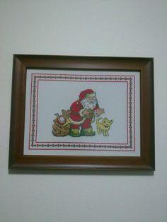 Pai Natal (feito mim, tenho esquema)
