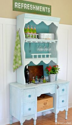 12 Fabulous Furniture Makeovers - Home Stories A to Z