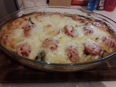 Mozzarella, Cauliflower, Mashed Potatoes, Cheese, Meat, Chicken, Vegetables, Ethnic Recipes, Food